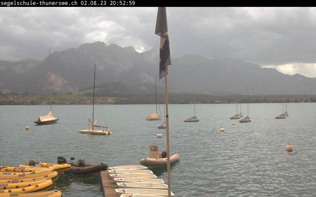 Webcam Thunersee